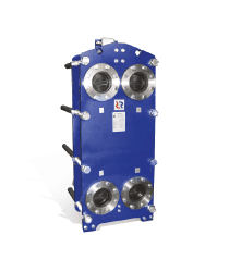 Теплообменники ридан в краснодаре Кожухотрубный конденсатор WTK CF 105 Таганрог
