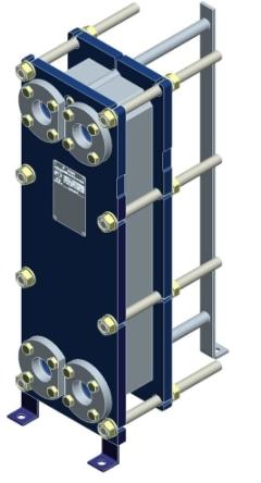 Теплообменник пластинчатый14 совместимы ли алюминиевые радиаторы и медный теплообменник котла