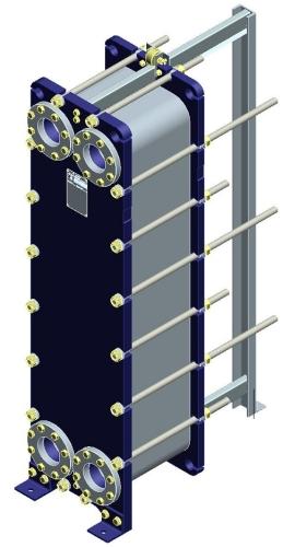 Ридан нн электрический теплообменник для горячей воды